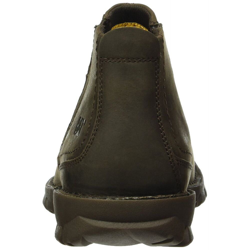 Мужские ботинки Caterpillar Hoffman Mens Boots Brown фото 3