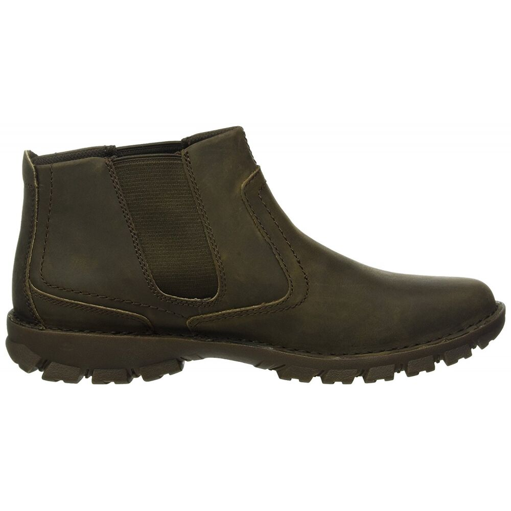 Мужские ботинки Caterpillar Hoffman Mens Boots Brown фото 6