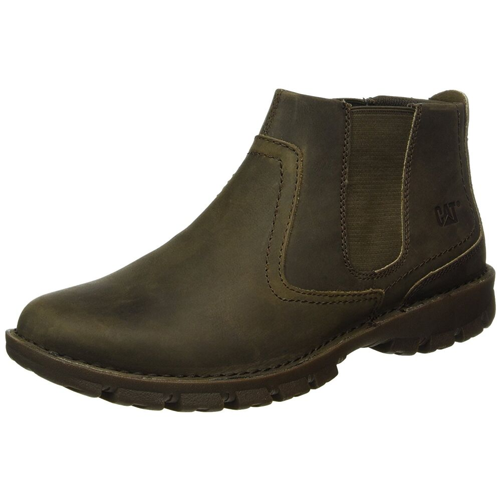Мужские ботинки Caterpillar Hoffman Mens Boots Brown