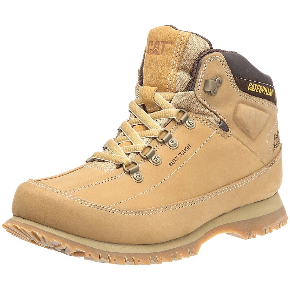 Мужские ботинки Caterpillar Mens Leather Ankle