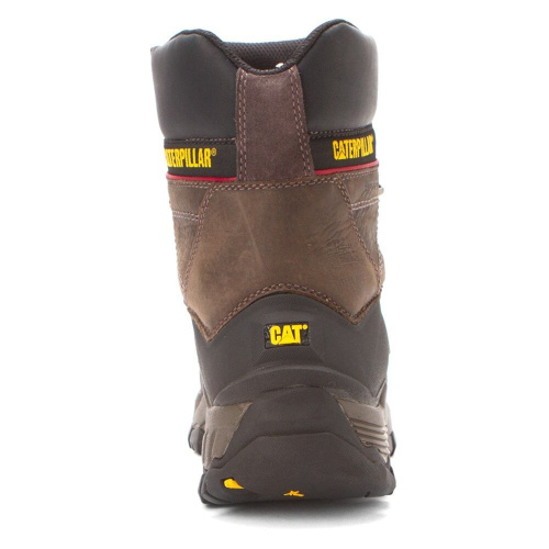 Мужские ботинки Caterpillar Men's Flexshell WP Steel Toe Work Boot фото 6
