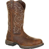 "Мужские сапоги Durango Mens Rebel 12"" Western WP Steel Round Toe"