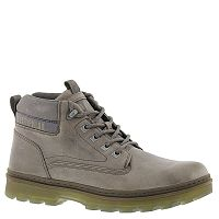 Мужские ботинки Caterpillar Men's Knox Mid Chukka Casual Boots, Grey Leather