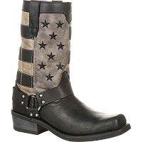 "Мужские сапоги Durango Mens Flag Harness 11"" Boot"