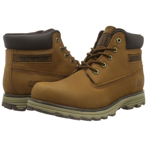 Мужские ботинки Caterpillar Mens Founder Boston Nubuck Boots фото 7