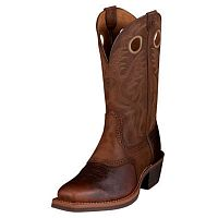 Мужские сапоги Ariat Men's Brown Heritage Roughstock
