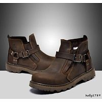 Мужские ботинки Motorcycle Harness Riding Strapped Boots