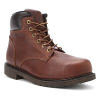 "Мужские ботинки Caterpillar Men's Liberty 6"" Steel Toe Work Boot"