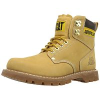 "Мужские ботинки Caterpillar Men's 2nd Shift 6"" Plain Soft-Toe Work Boot"