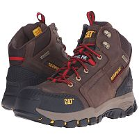 Мужские ботинки Caterpillar Men's Navigator WP Work Oxfordeel Toe
