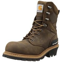 "Мужские ботинки Carhartt Men's 8"" Logger Boot CML8360"