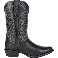 Мужские сапоги Durango Rebel Frontier Black Western R-Toe Boot