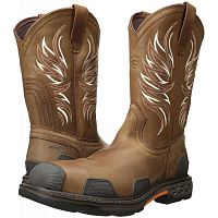 Мужские сапоги Ariat Overdrive Comp Toe Western Work
