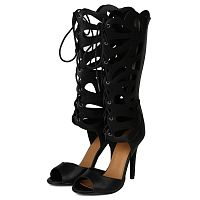 Летние сапогиDelicious AG66 Women Gladiator Sandal