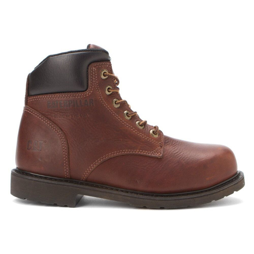 "Мужские ботинки Caterpillar Men's Liberty 6"" Steel Toe Work Boot фото 2"