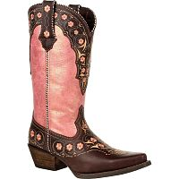 Женские сапоги Durango Women's Gypsy Teal Western Boot