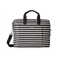 Сумка для ноутбука Kate Spade New York - Stripe Nylon Laptop Bag Laptop Case
