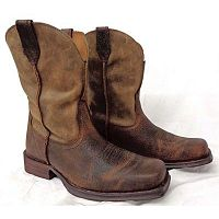 Мужские сапоги Ariat Rambler Wide Square Toe Men's