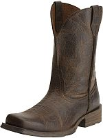 Мужские сапоги Rambler Wide Square Toe Western Cowboy Boot