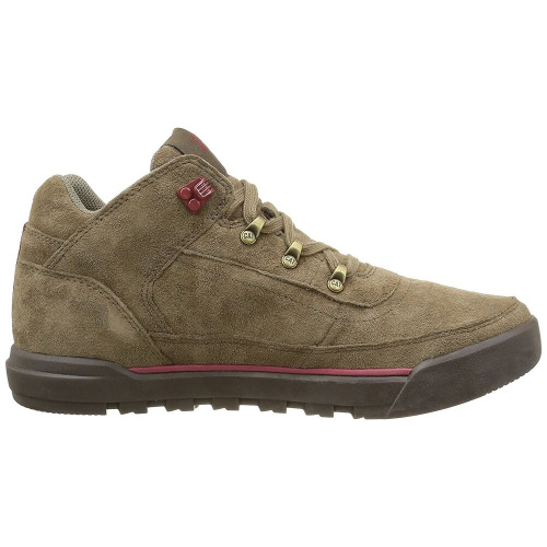 Мужские ботинки Caterpillar Foreseen Mens Leather Suede Boots / Sneakers фото 6