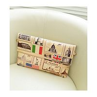 Женский клатч Colorful Women Clutch Bag