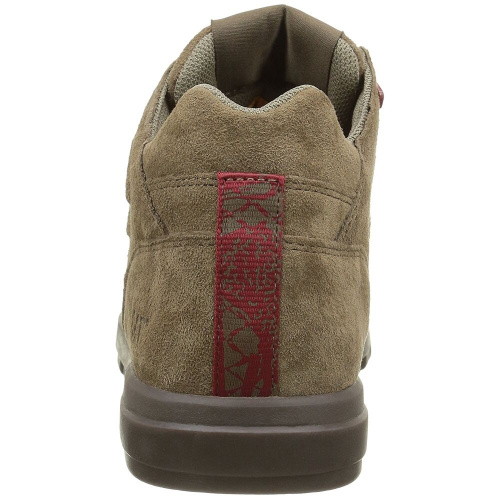 Мужские ботинки Caterpillar Foreseen Mens Leather Suede Boots / Sneakers фото 3