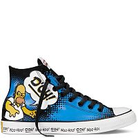 Кеды Converse Chuck Taylor The Simpsons