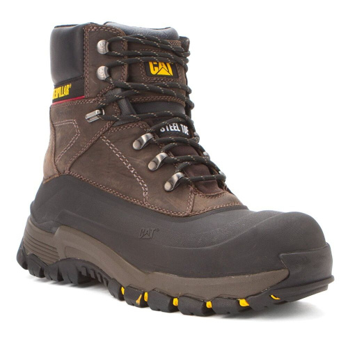 Мужские ботинки Caterpillar Men's Flexshell WP Steel Toe Work Boot
